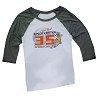 Disney Ladies Shirt - Epcot 35th I Was There - Ladies Raglan