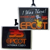 Disney Disc Ornament - Epcot 35th I Was There - Figment