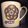 Disney Coffee Cup - Starbucks - Epcot 35th Anniversary