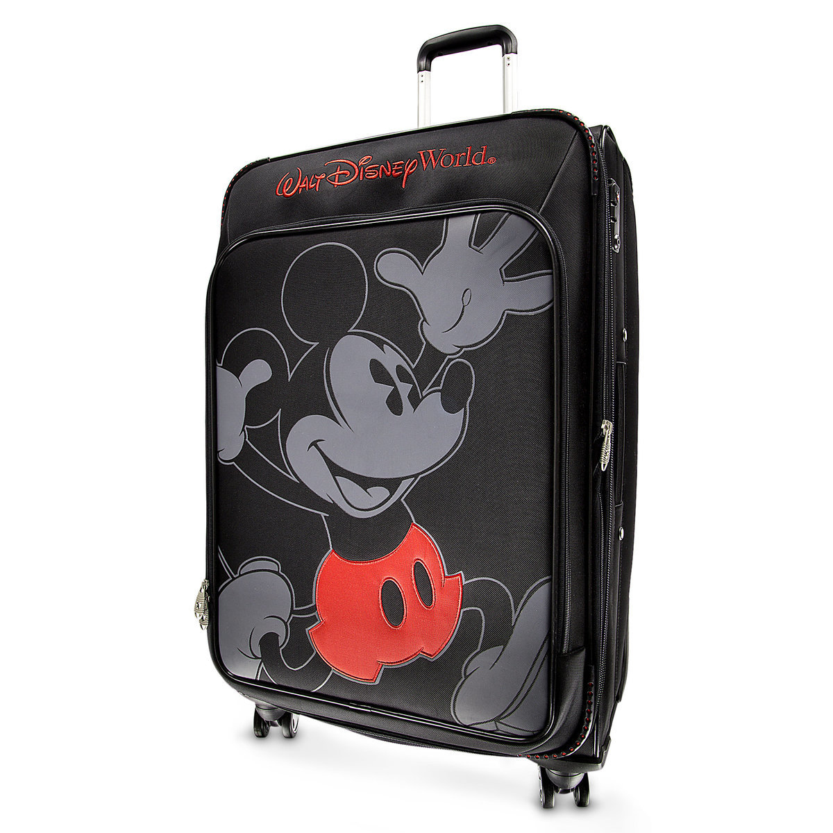 147379e6cf Disney Rolling Luggage - Mickey Mouse Timeless - 28