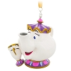 Disney Figural Ornament - Beauty and the Beast - Mrs. Potts and Chip