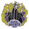 Disney Halloween Pin - 2017 Haunting Halloween - Maleficent