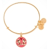 Disney Alex & Ani Bracelet - Mickey & Minnie Love - Gold