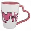 Disney Coffee Cup Mug - Mickey and Minnie Love