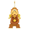 Disney Figurine Ornament - Beauty and the Beast - Cogsworth