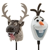 Disney Antenna Topper 2 pack - Frozen Olaf and Sven