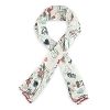 Disney Scarf - Mickey and Minnie Sweethearts