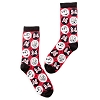 Disney Women's Socks - Minnie Mouse Smiles and Bows