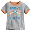 Disney TODDLER Shirt - Star Wars - Daddy's Wingman X-Wing Starfighter