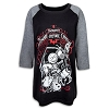 Disney Child Tee - Nightmare Before Christmas Raglan