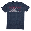 Disney ADULT Shirt - Epcot 35th Anniversary - Norway