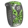 Disney MagicBand 2 Bracelet -  Haunted Mansion Glow