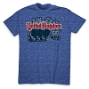 Disney ADULT Shirt - Epcot 35th Anniversary - United Kingdom T-Shirt