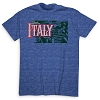 Disney ADULT Shirt - Epcot 35th Anniversary - Italy