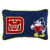 Disney Throw Pillow - Collegiate Walt World Mickey 71 Pillow