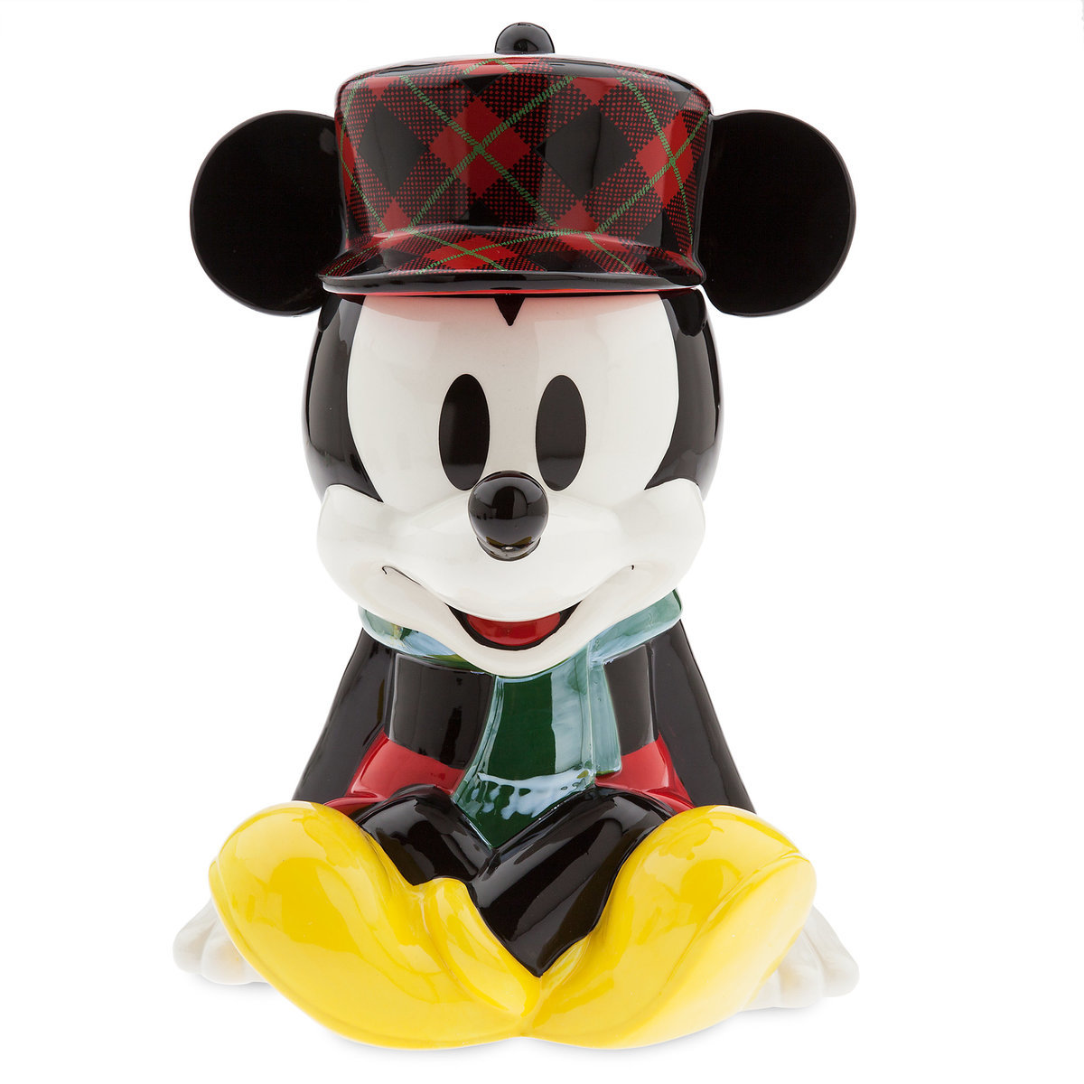 Images For Disney Cookie Jars >> Disney Cookie Jar Mickey Mouse Holiday