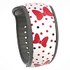 Disney MagicBand 2 Bracelet - Minnie Bows and Dots