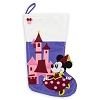 Disney Christmas Stocking - Minnie Mouse Castle
