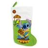 Disney Christmas Stocking - Enchanted Tiki Room - Stitch