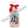 Disney Candy - Santa Mickey Chocolate Covered Pretzels