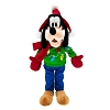 Disney Plush - Holiday Goofy with Light-Up Christmas Lights Sweater