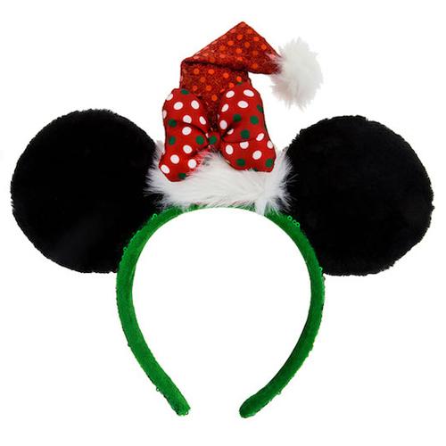 1012a9371dfd1 Add to My Lists. Disney Minnie Ears Headband - Santa Minnie Christmas  Holiday Hat