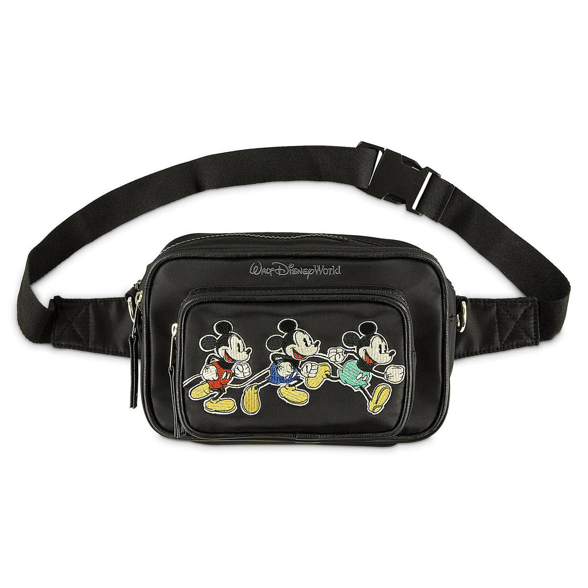 Disney Hip Pack Bag Timeless Mickey Mouse Disney World