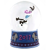 Disney Snowglobe - Olaf's Frozen Adventure - 2017