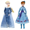 Disney Doll Set - Olaf's Frozen Adventure - Anna and Elsa