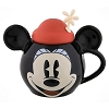 Disney Coffee Cup Mug - Timeless Minnie Mouse Face