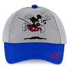 Disney Kids Baseball Cap - Timeless Mickey Mouse - Grey and Blue
