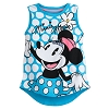 Disney Girls Shirt - Timeless Minnie Mouse Tank Top