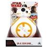 Disney Coin Bank - Star Wars The Last Jedi - BB-8 Light-Up