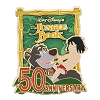 Disney Jungle Book Pin - 50th Anniversary - Mowgli and Baloo