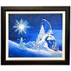 Disney Artist Print - Larry Dotson - The Magic of Elsa - Frozen including Olaf