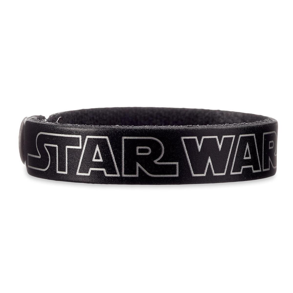 Disney Personalizable Leather Bracelet