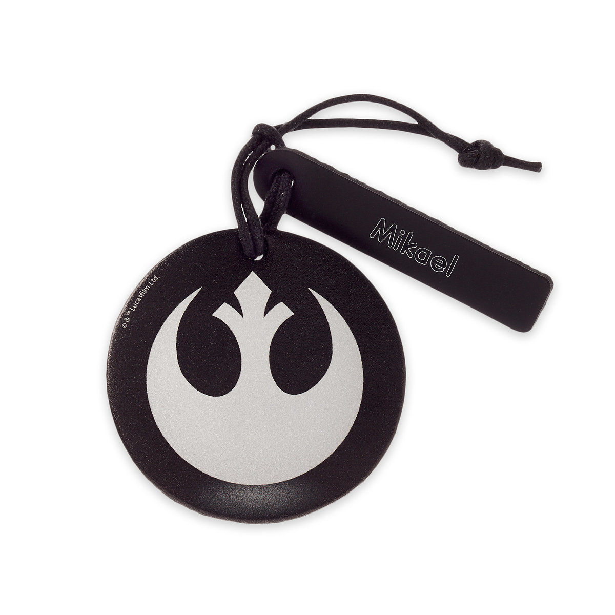 Disney Personalizable Leather Bag Tag - Star Wars Resistance