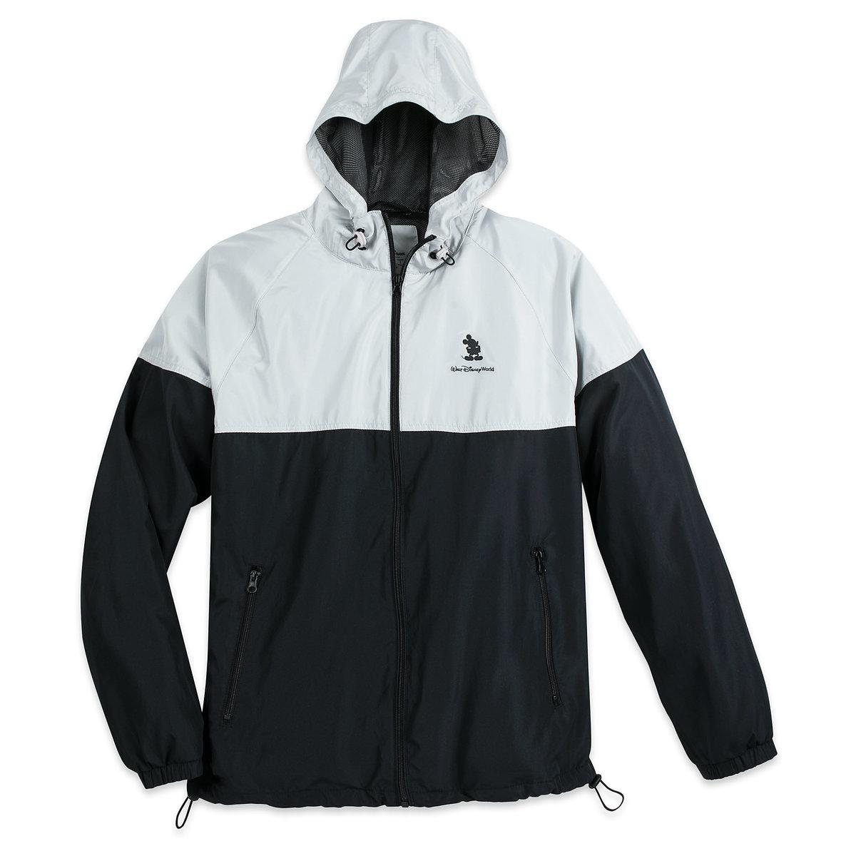 48913f1c1 Add to My Lists. Disney Men's Jacket - Disney World Hooded Windbreaker