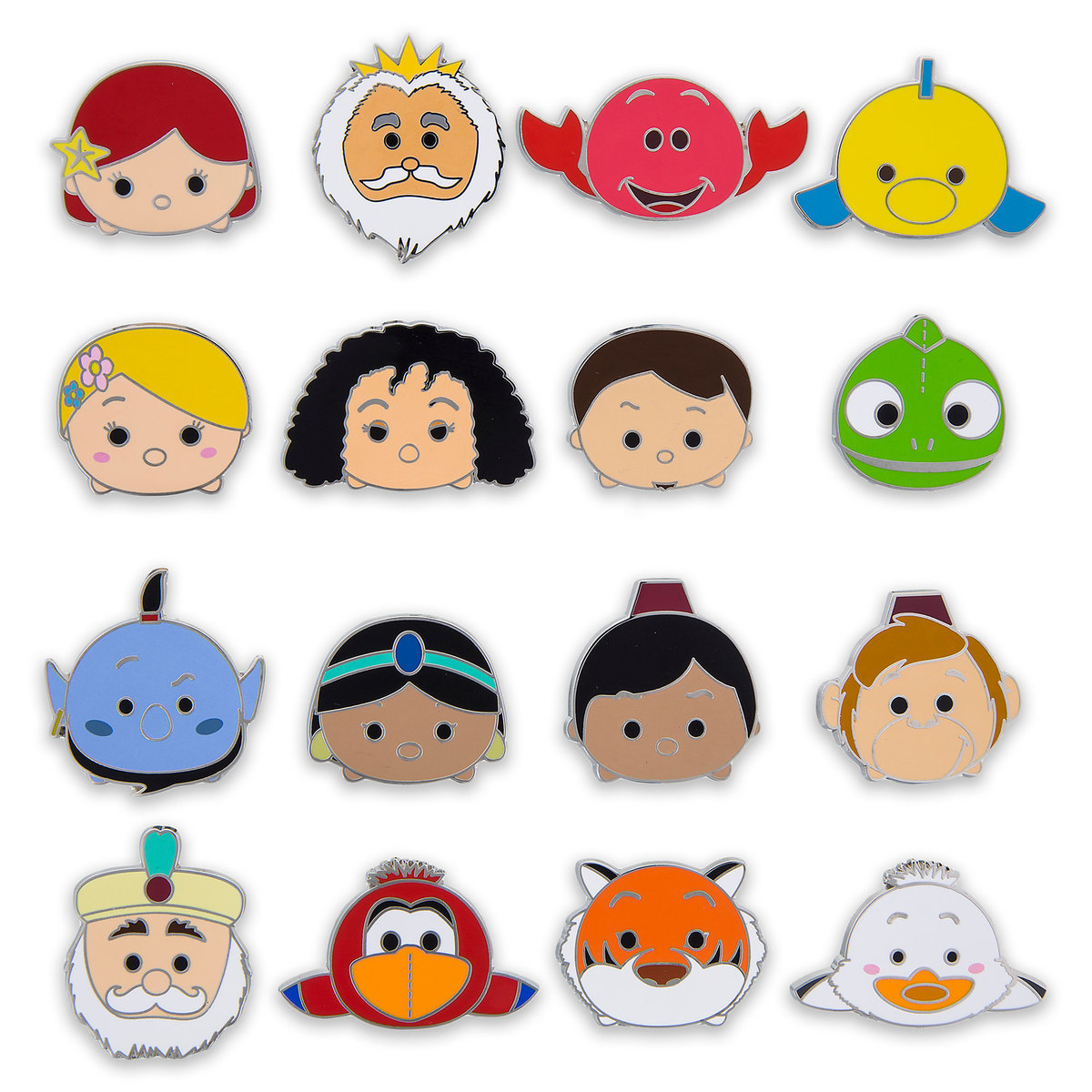 It's just a graphic of Hilaire Tsum Tsum Characters Names