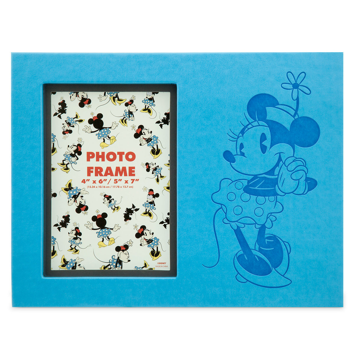 Disney Photo Frame - Timeless Minnie Mouse - 4x6 or 5x7 Picture Frame