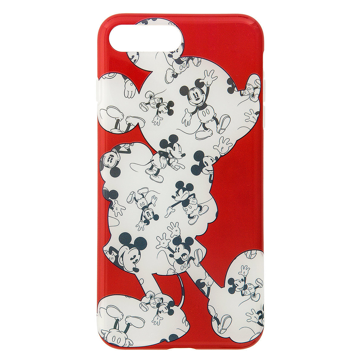 huge discount 1c7b2 5ae50 Disney iPhone 7/6/6S Plus Case - Timeless Mickey Mouse - Red