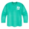 Disney Girls Shirt - Disney World Spirit Jersey - Aqua