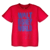 Disney Child Shirt - Disney World 71 T-Shirt - Red