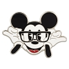 Disney Mickey Pin - Timeless Mickey Mouse