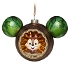 Disney Christmas Ornament - Mickey Mouse Icon with Chip 'n Dale