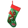 SeaWorld Christmas Stocking - Rudolph the Red Nose Reindeer