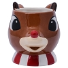 SeaWorld Coffee Cup Mug - Rudolph the Red Nosed Reindeer