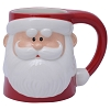 SeaWorld Christmas Mug - Rudolph the Red Nosed Reindeer - Santa