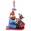 SeaWorld Christmas Ornament - Rudolph with Yukon Cornelius