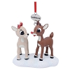 SeaWorld Christmas Ornament - Rudolph and Clarice